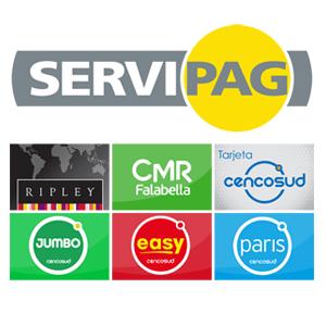 servipag - Pago de servicios