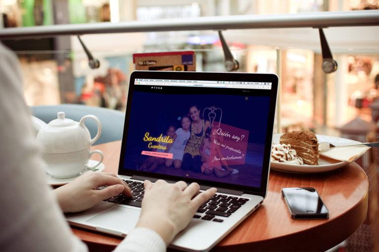 Diseño Web Sandra Aravena