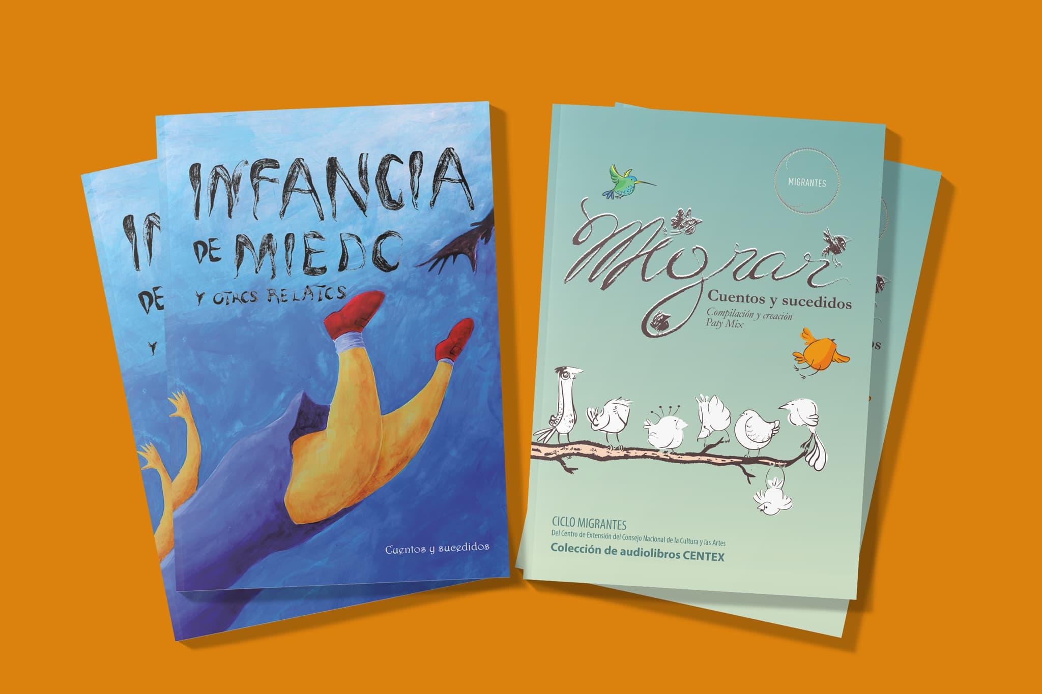 dos libros michael contreras cortes - Portafolio