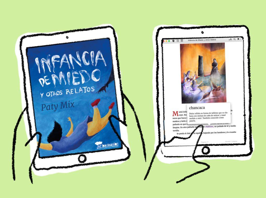 funcionamiento3 infancia de miedo michael contreras cortes 1024x762 - Libro digital infancia de miedo y otros relatos