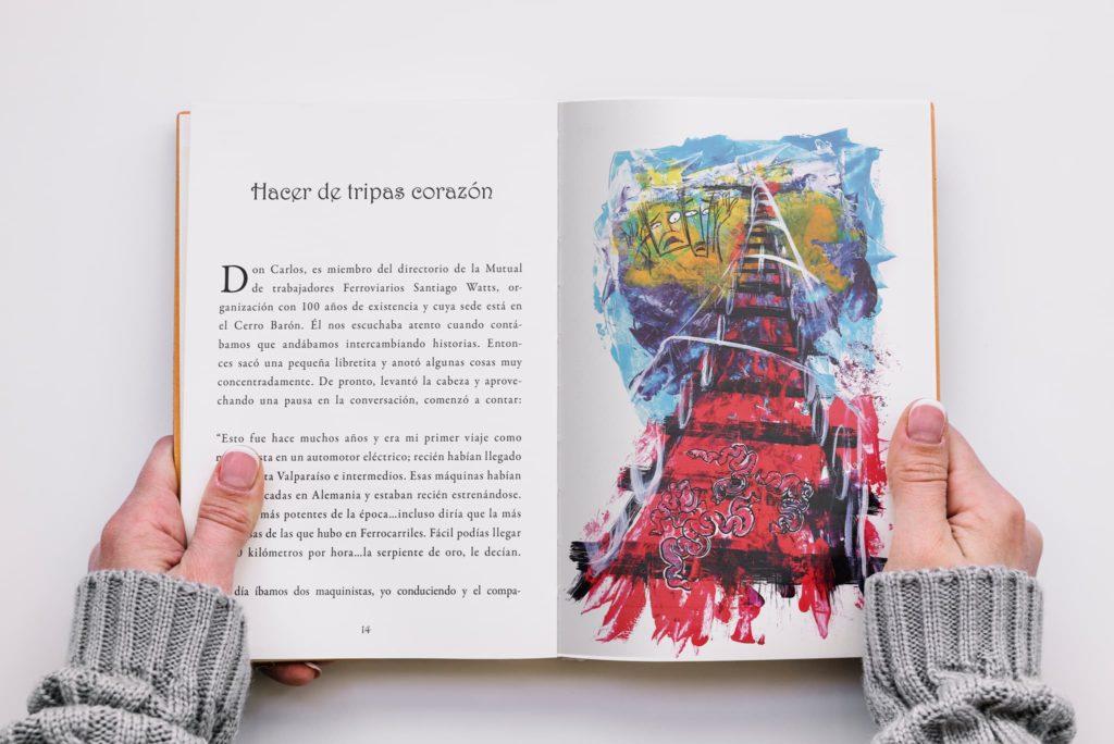 infancia de miedo 2 michael contreras cortes 1024x684 - Libro: Infancia de miedo y otros relatos