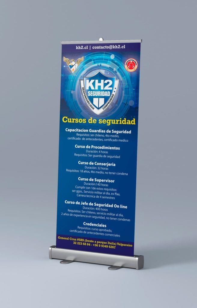 kihanddo pendon seguridad cursos 656x1024 - Afiches carteles diversos