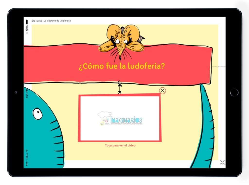 pagina2 revista digital michael contreras cortes 1024x762 - Revista digital interactiva