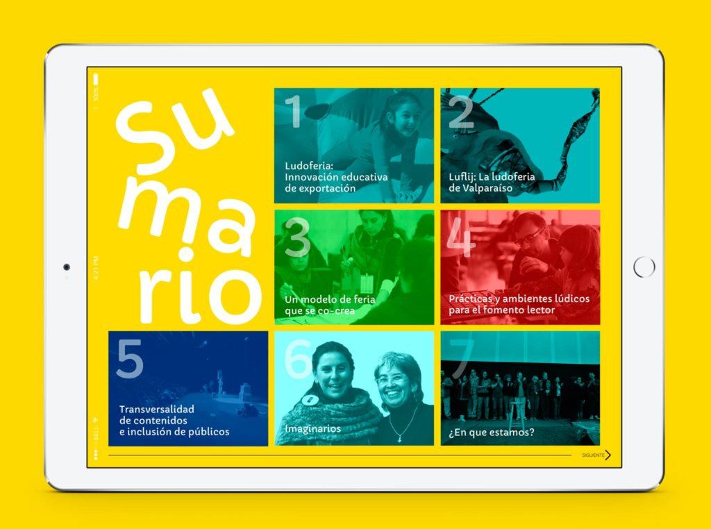 pagina6 revista digital michael contreras cortes 1024x762 - Revista digital interactiva