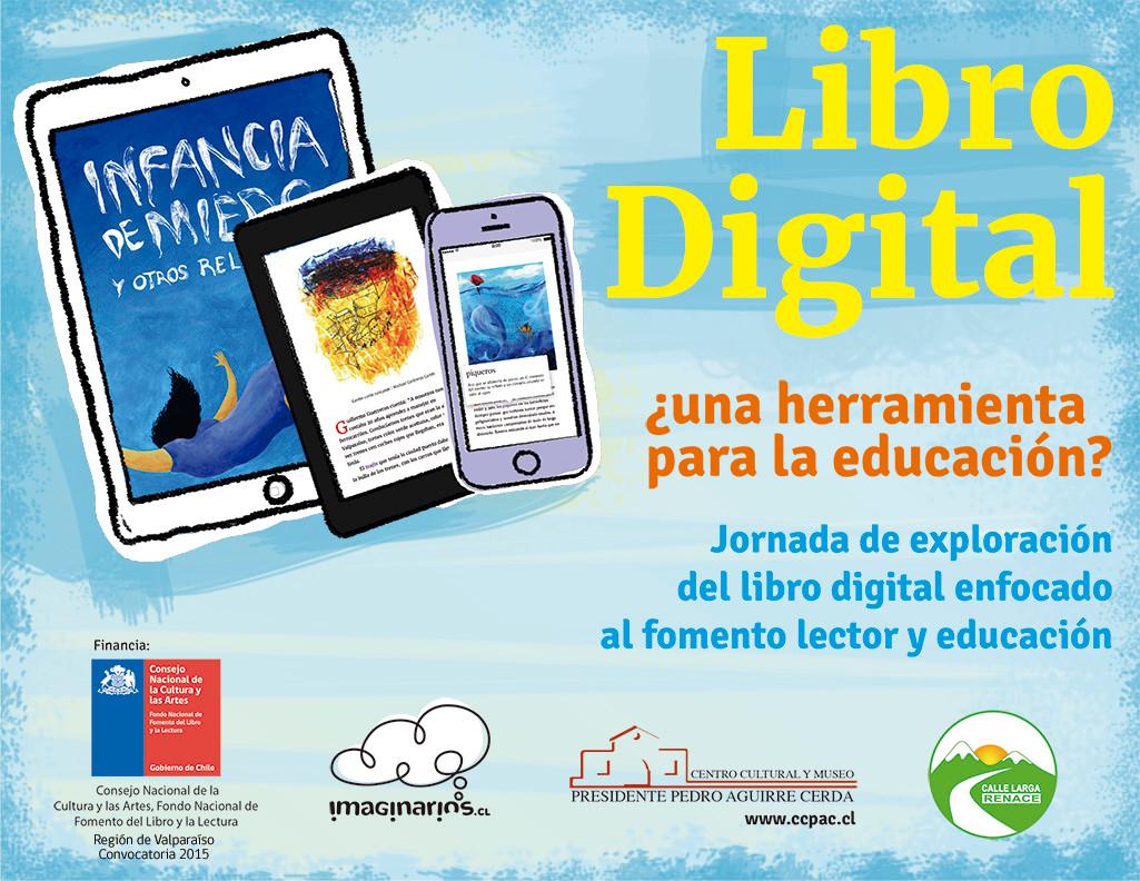 taller libro digital 1 - Libro digital infancia de miedo y otros relatos