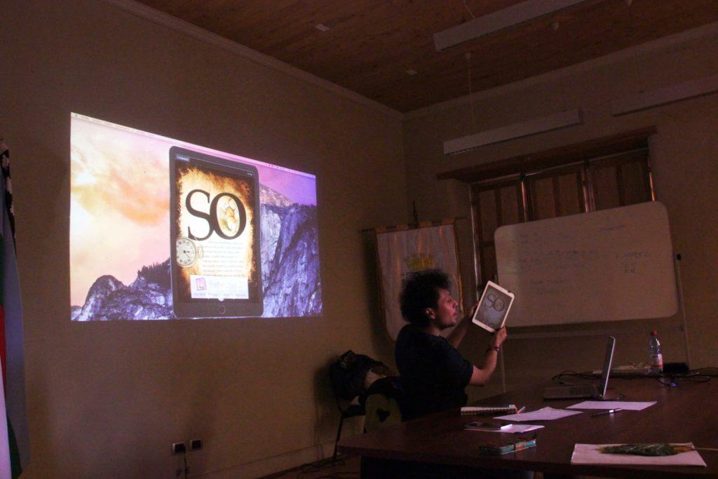 taller libro digital2 michael contreras cortes 1024x683 - Libro digital infancia de miedo y otros relatos