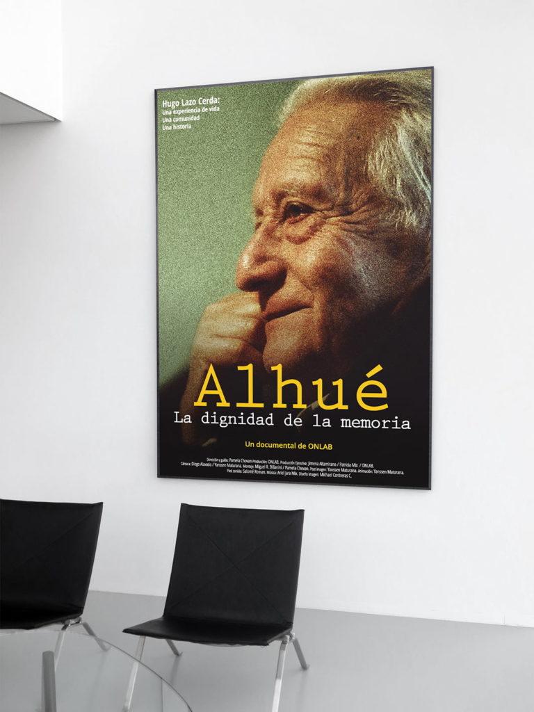 afiche alhue documental 768x1024 - Documental Alhué