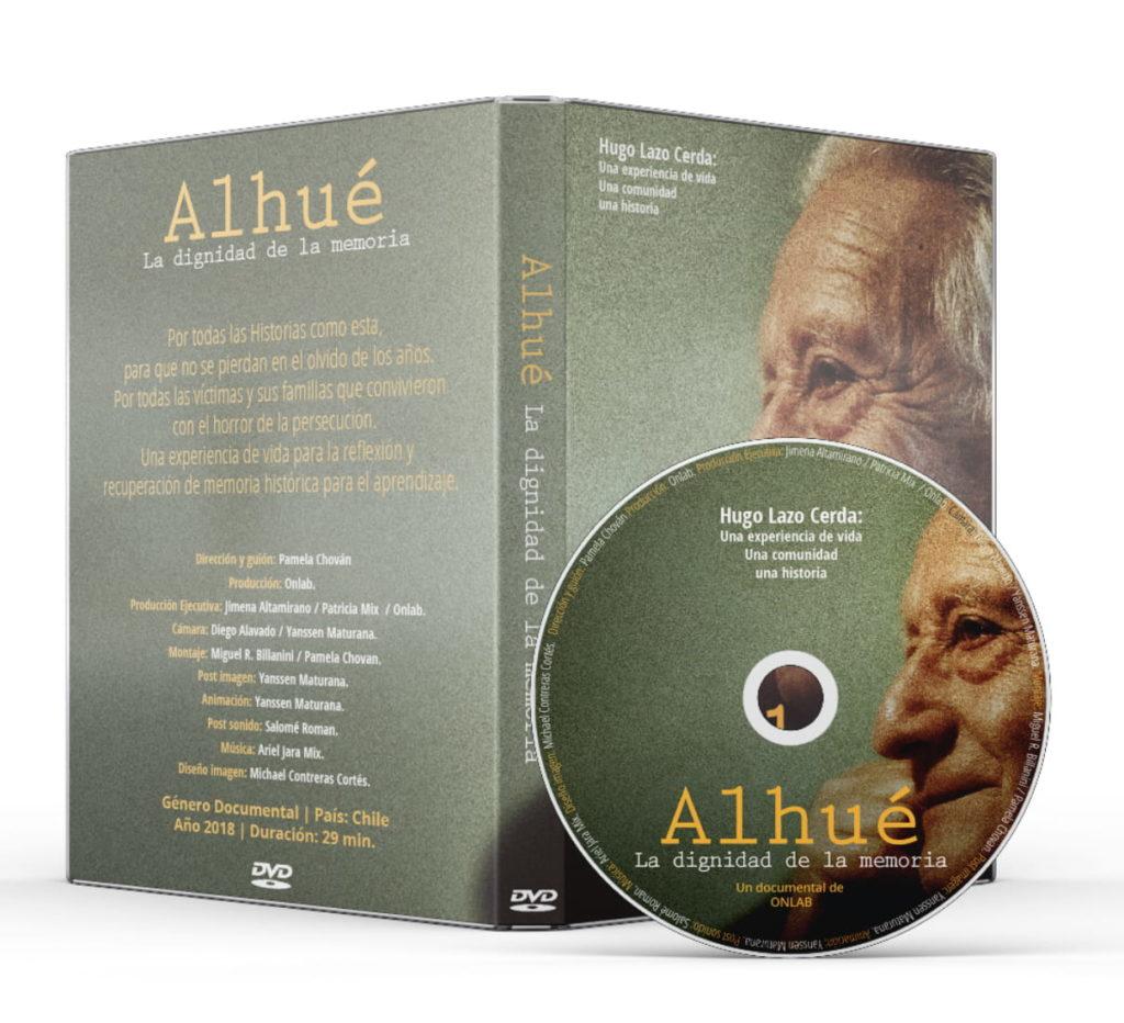 dvd con caja 1024x932 - Documental Alhué